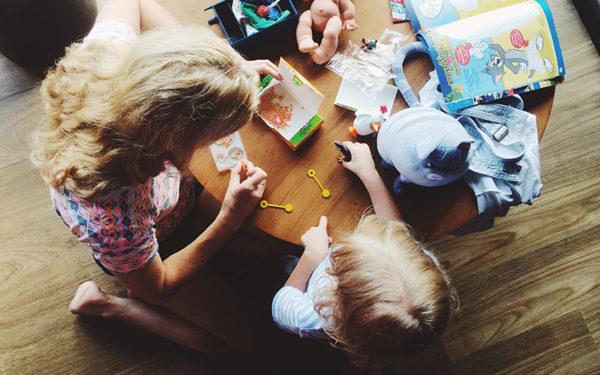 子供の遊び相手がつまらない時の対処方法