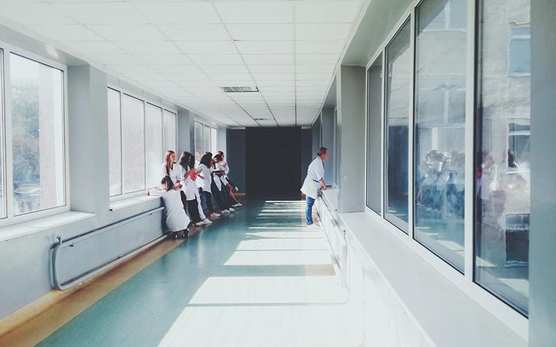 病院 病棟