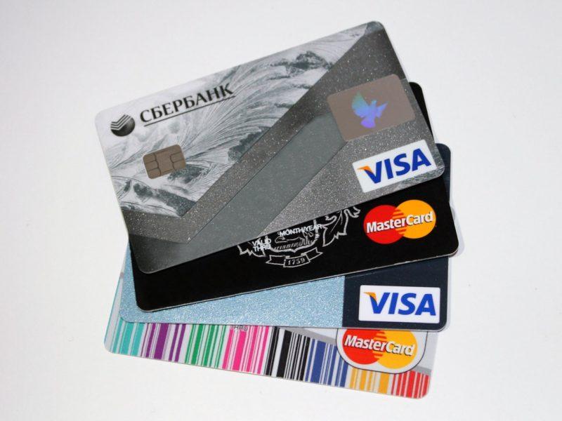 【キャッシュレス決済で5%還元】おすすめのクレジットカード3選